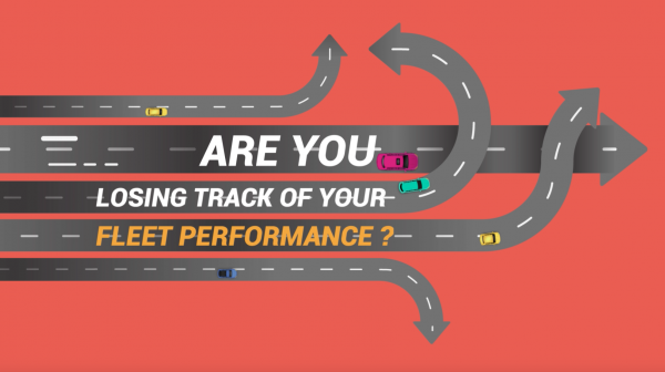 Are you losing track of fleet performance